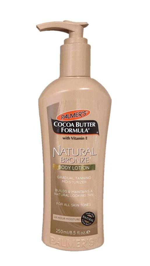 Palmer's Cocoa Butter Formula Natural Bronze Gradual Tanning Moisturiser