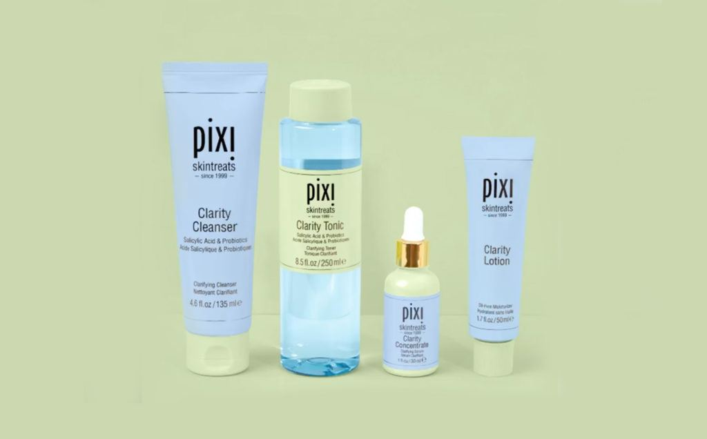 Pixi Beauty Clarity Collection Review