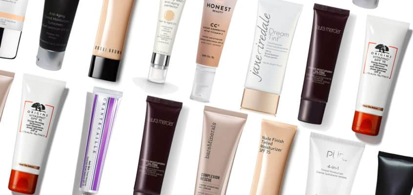 Best Tinted Moisturizer for Sensitive Skin in 2021