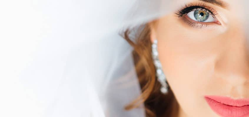 12 Bridal Eye Makeup Looks That Will Make You Glow