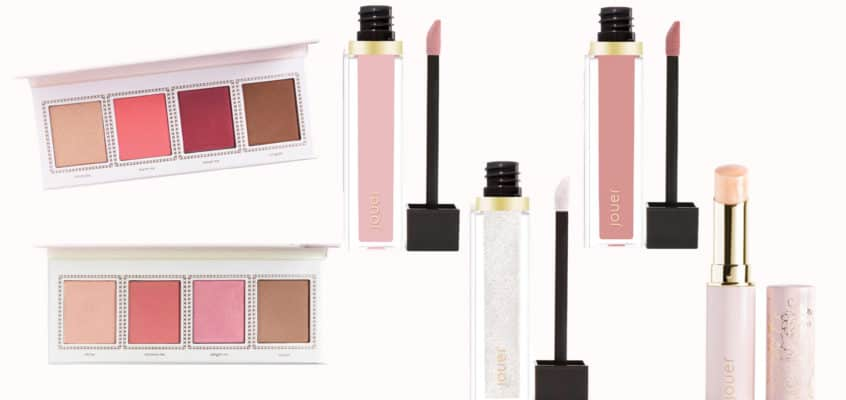 Sweeten Up Your Day with Jouer's New Champagne & Macarons Collection!
