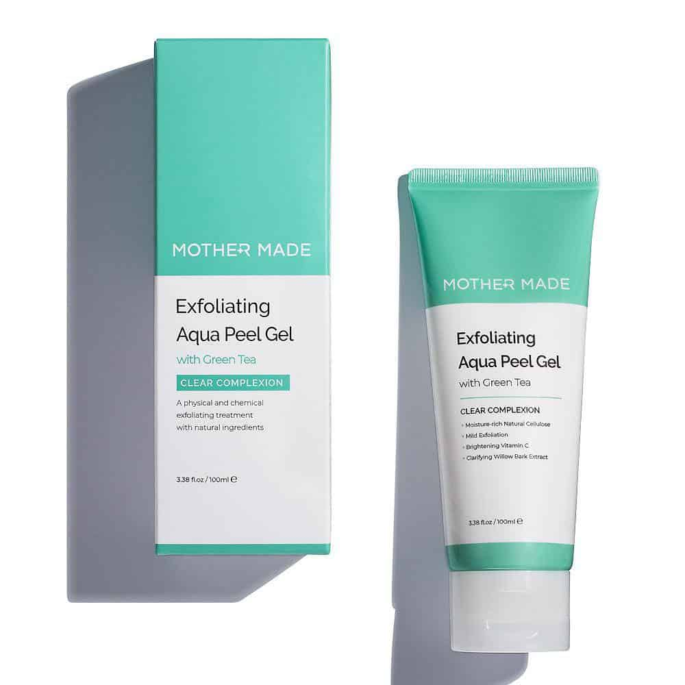 Mother Made Exfoliating Aqua Peeling Gel Face Scrub