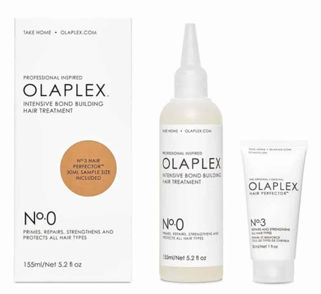 No.0 Intensive Bond Building Hair Treatment