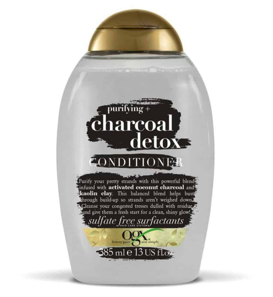 OGX Purifying + Charcoal Detox Conditioner