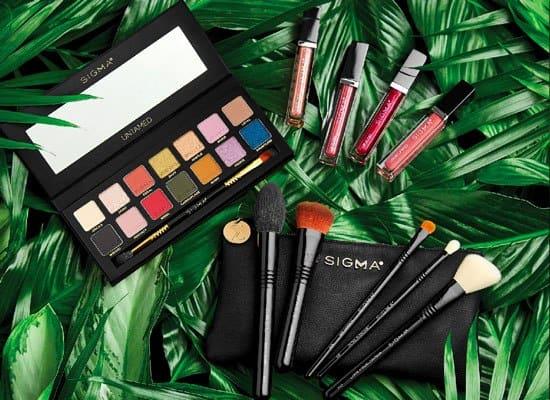 Sigma Beauty Untamed Eyeshadow Palette flaylay