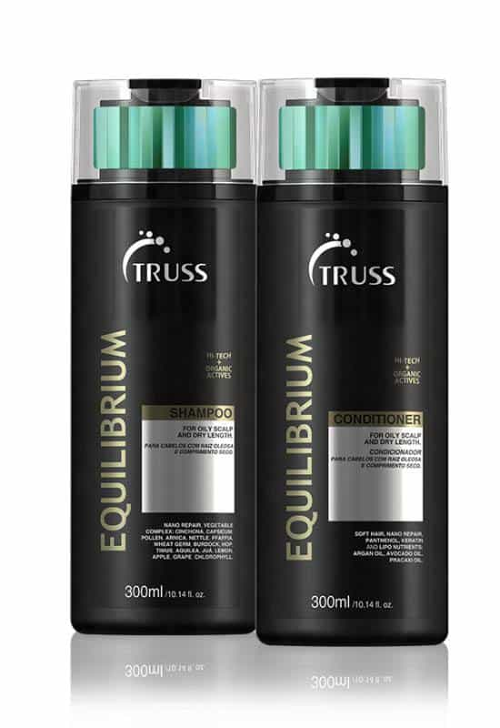 Truss Equilibrium Conditioner For Oily Hair