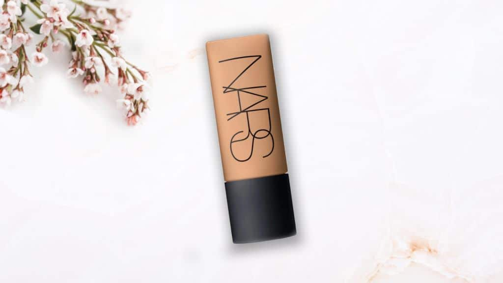 nars soft matte complete foundation review copy