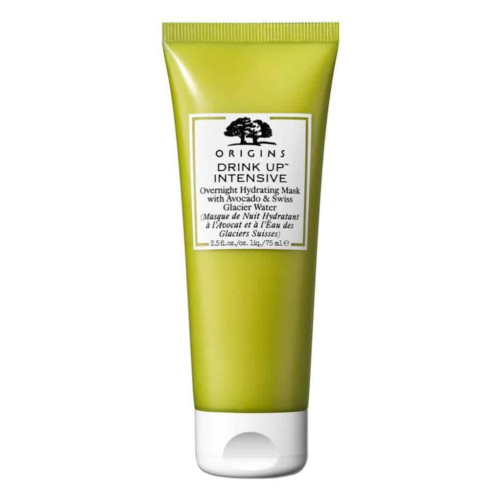 ORIGINS Drink Up-Intensive Overnight Mask with Avocado & Swiss Glacier Water