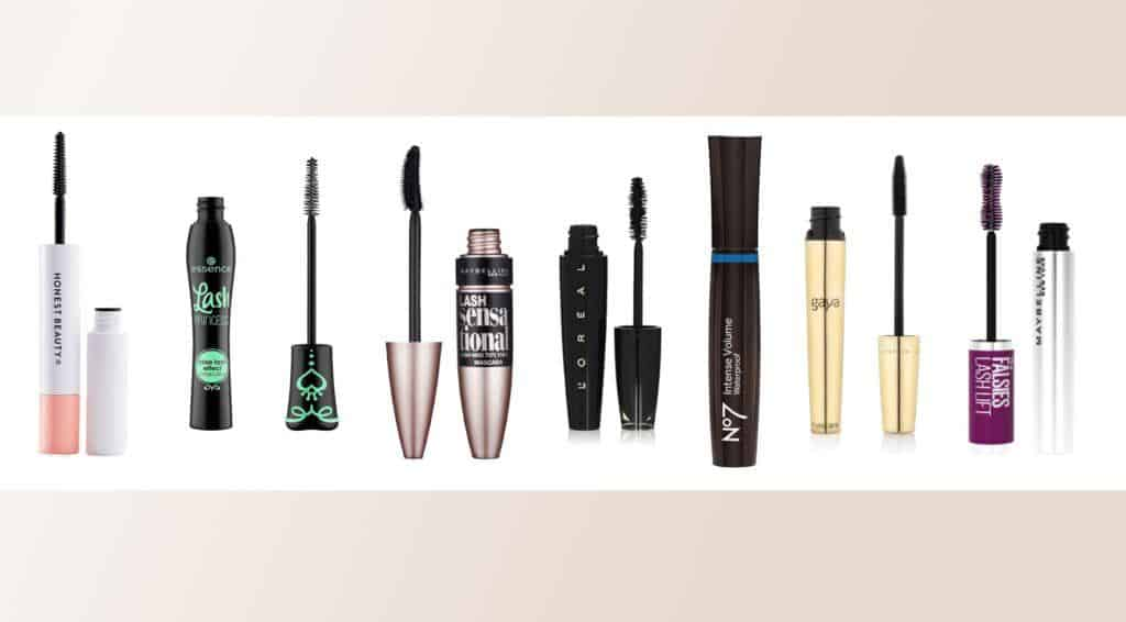 Best Drugstore Volumizing Mascaras