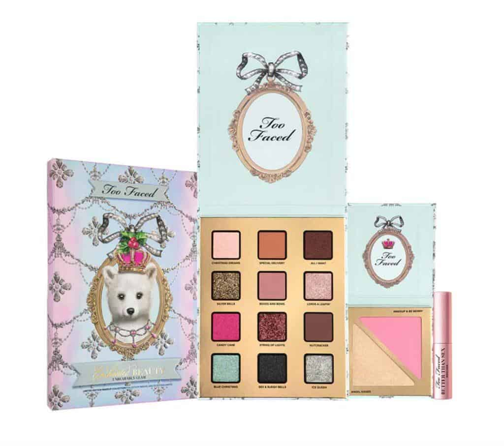 Enchanted Beauty Unbearably Glam Makeup Set