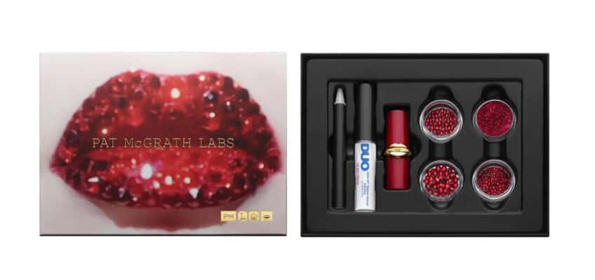 Pat McGrath Crystal Lip Kit review