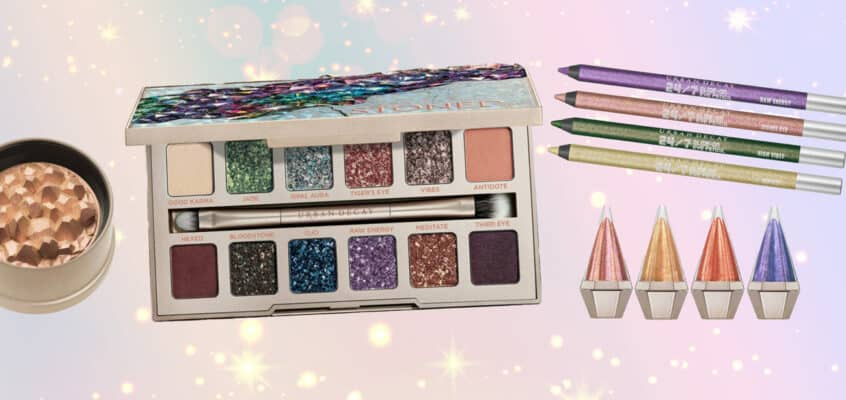 Urban Decay Stoned Vibes Holiday Collection Review