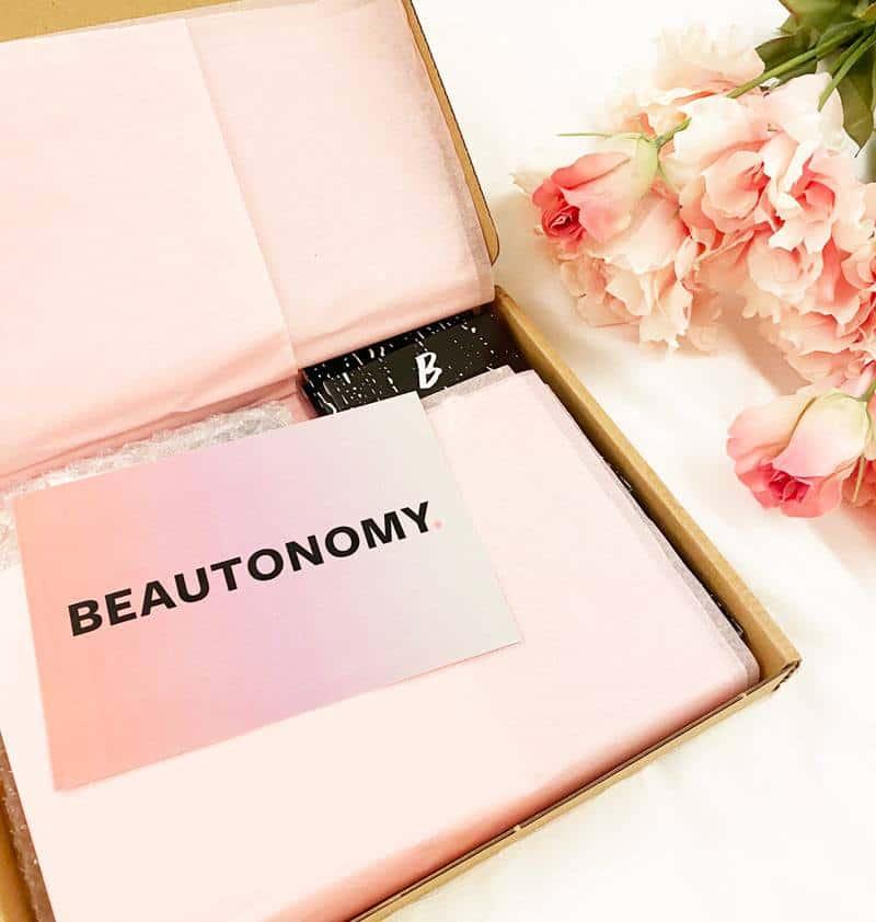 beautonomy packaging