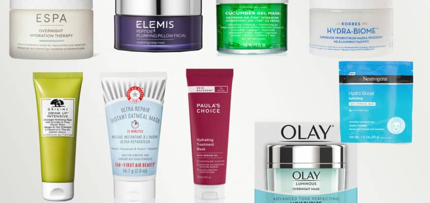 The 9 Best Hydrating Face Masks in 2021