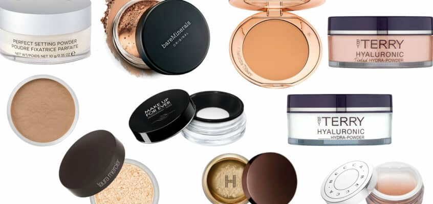 The Best Setting Powders for Dry Skin in 2021