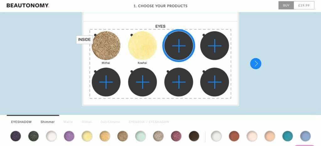 choosing your shades