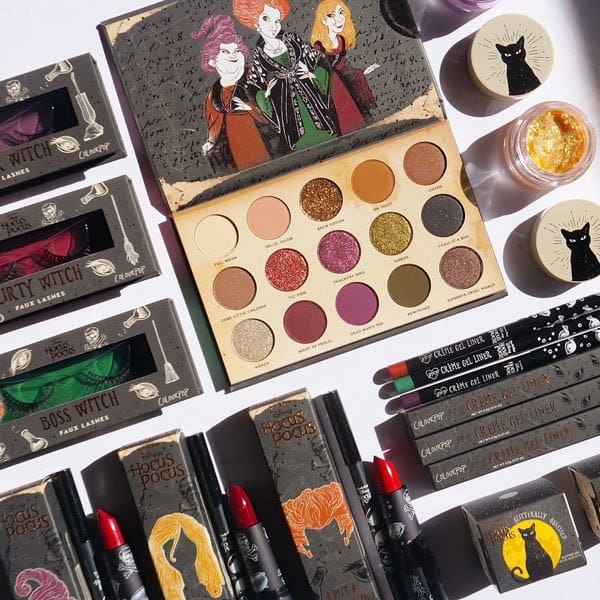 colourpop hocus pocus collab