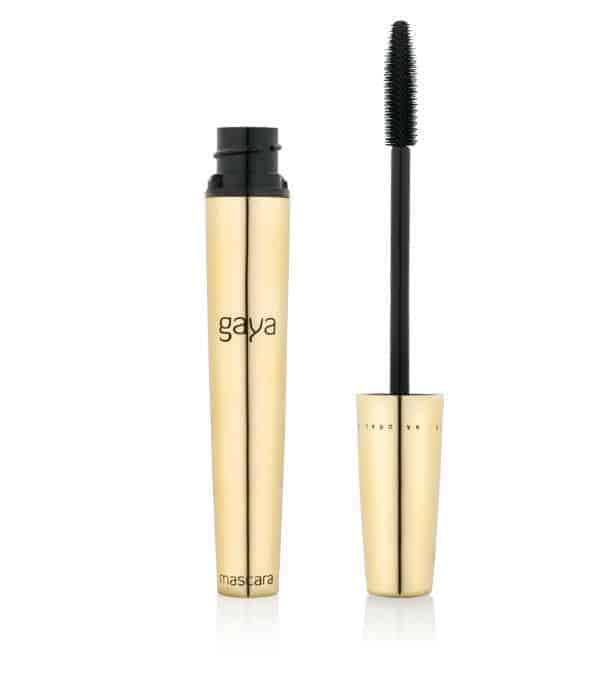 gaya cosmetics Vegan Mascara for Lengthening Defined Lashes
