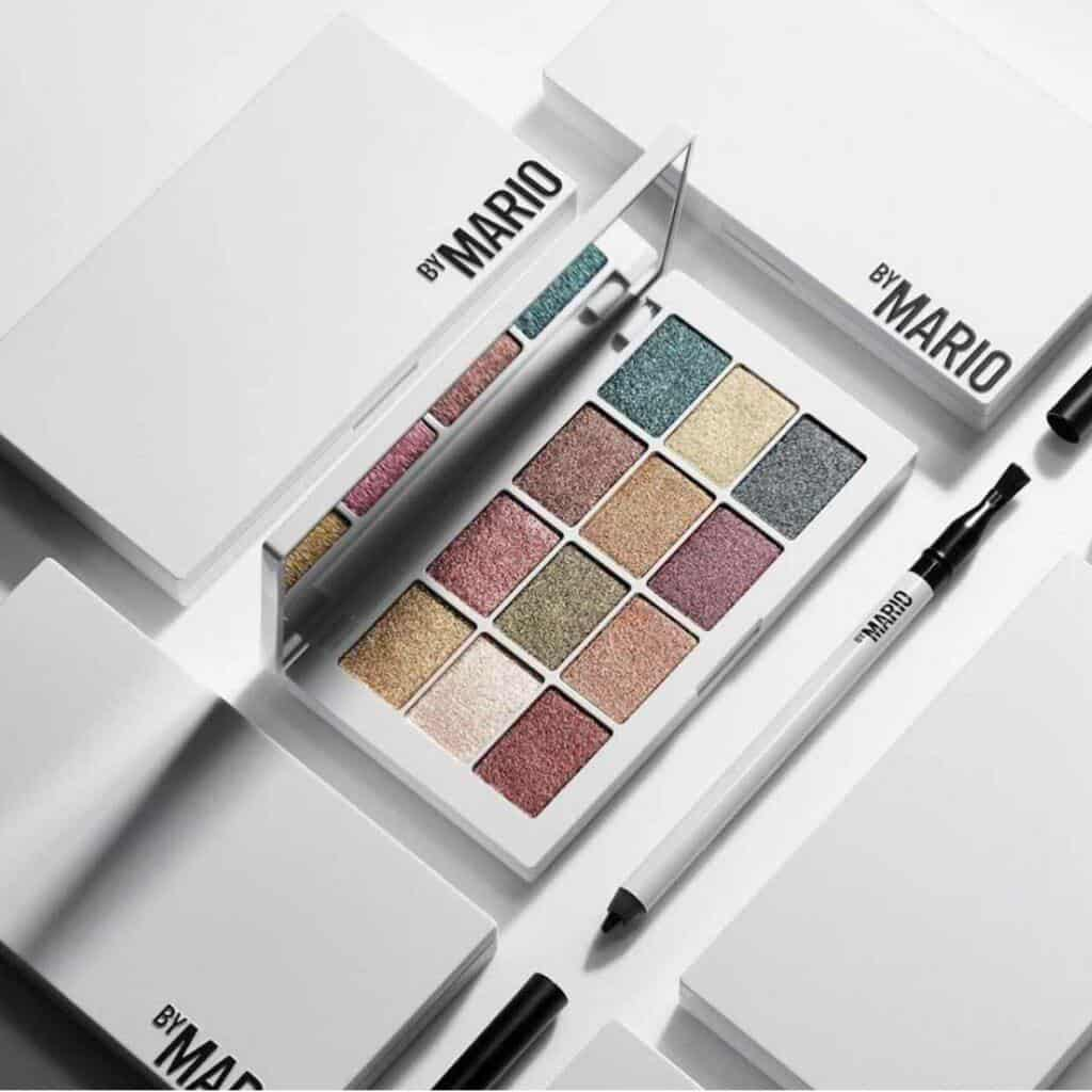 Metallic Makeup Palette