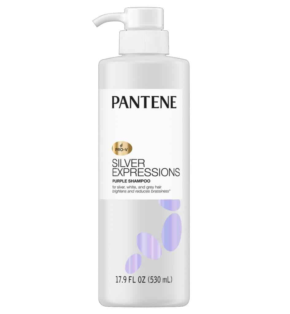 Pantene Silver Expressions, Purple Shampoo and Hair Toner