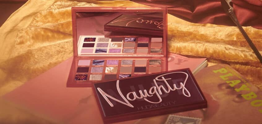 Huda Beauty NEW Eyeshadow Palette – Naughty Nude!