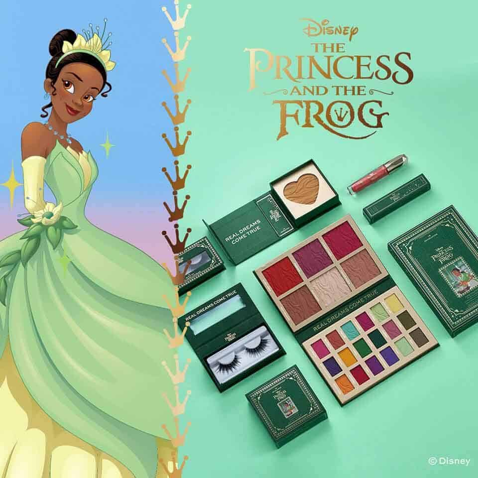 makeup revolution disney tiana