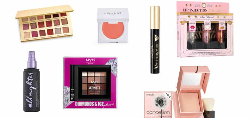 Best Christmas Makeup Gifts Under £20
