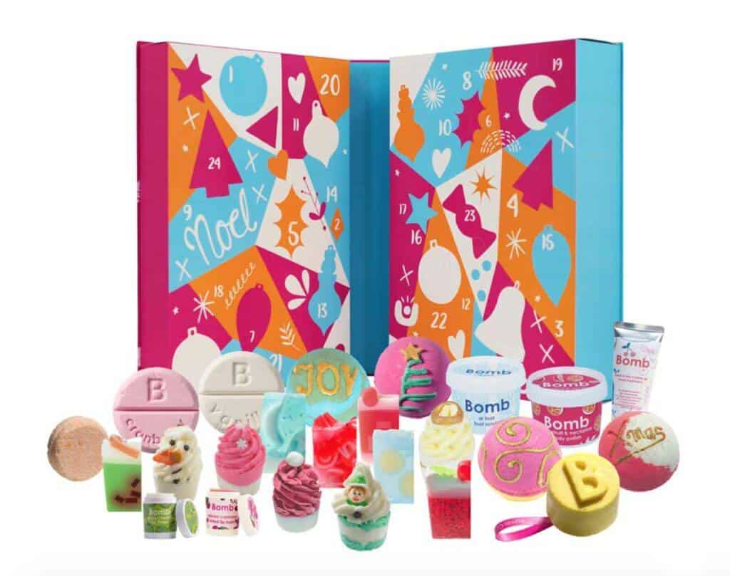 Bomb Cosmetics Christmas 2020