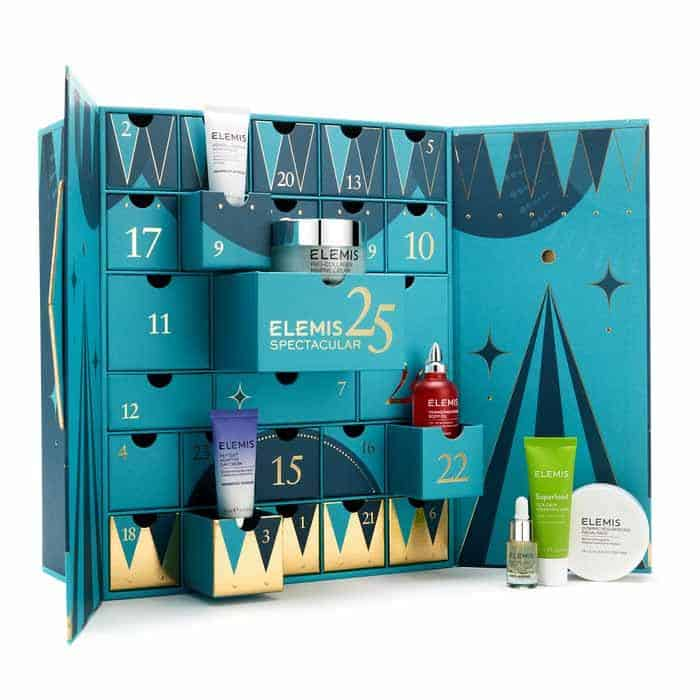 Elemis 25 Days of Spectacular Skin Advent Calendar