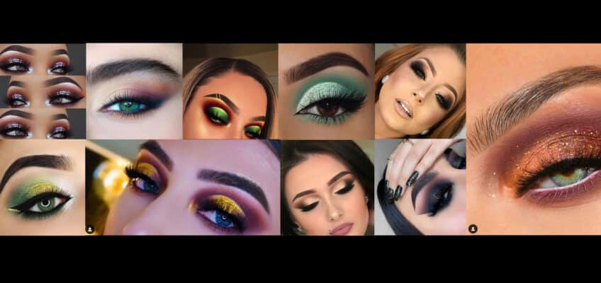 The-Trendiest-Smokey-Eyeshadow-Looks-To-Try-Out