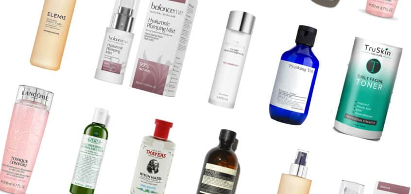 The Best Toners For Sensitive Skin in 2021