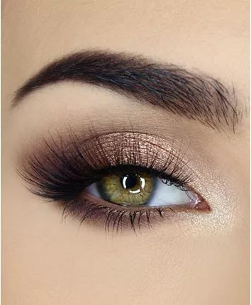 Smokey Bronze eyeshadow