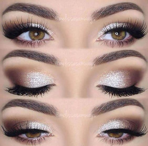 Wedding vibes eyeshadow