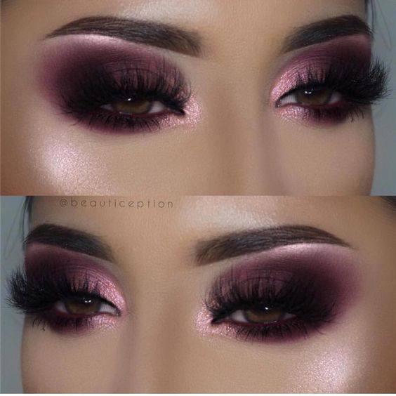 Deep Smokey Purple