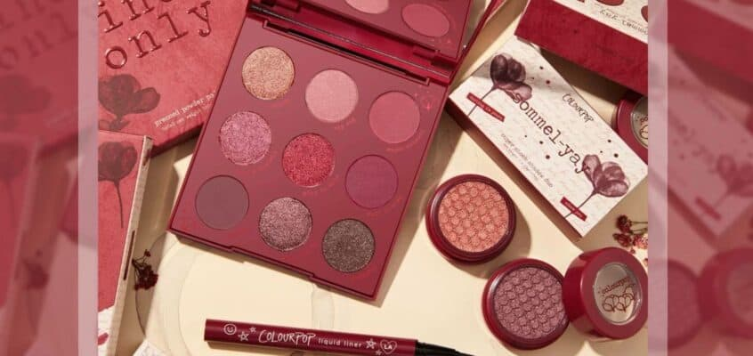 ColourPop New Wine & Only Collection