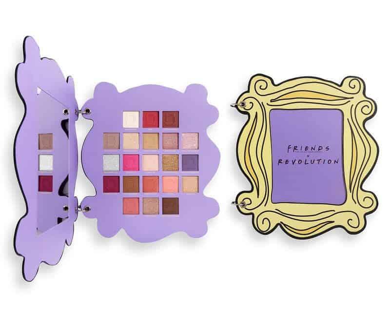 Makeup Revolution X Friends Open The Door Eyeshadow Palette