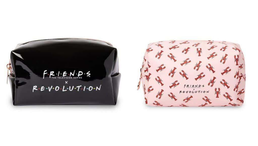 Makeup Revolution X Friends makeup bags