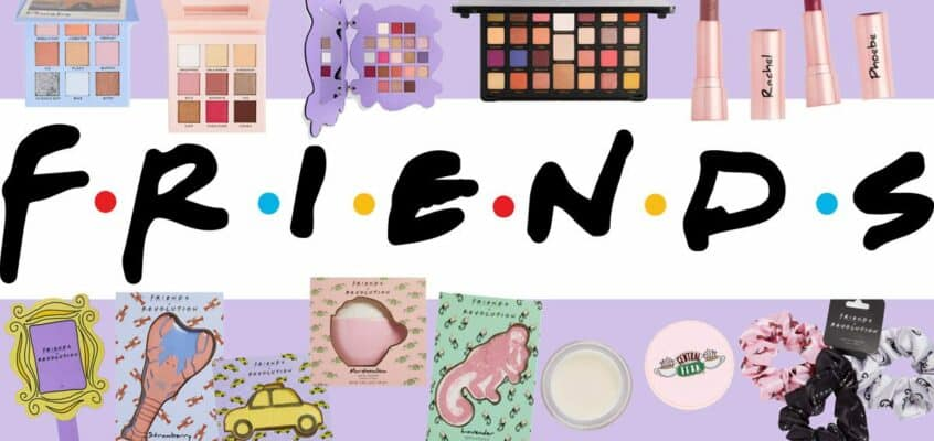 Revolution Beauty Friends-Themed Makeup Collection Is Here and It's Wow!