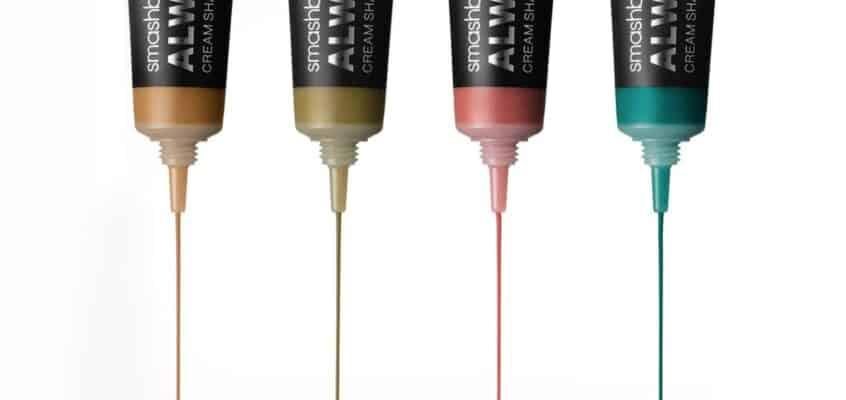 Smashbox's NEW Always On Cream Eyeshadow in 15 Gorgeous Shades