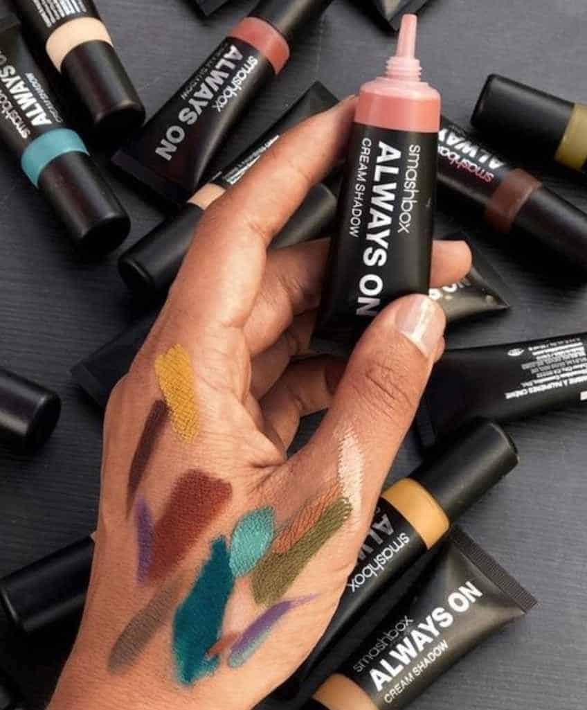 Smashbox's NEW Always On Cream Eyeshadow
