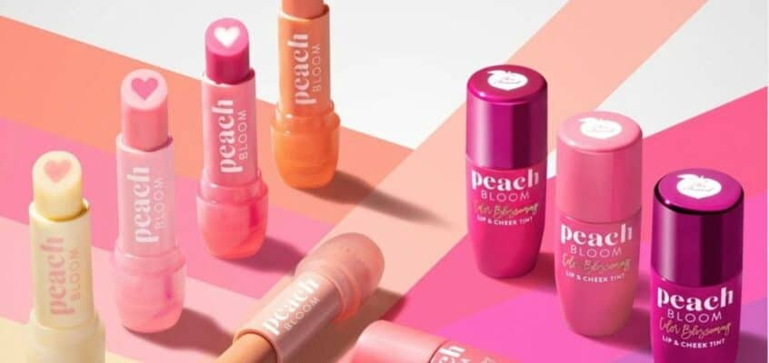 Too Faced Unveils New Peach Bloom Collection That Color-Adapts To Your Skin
