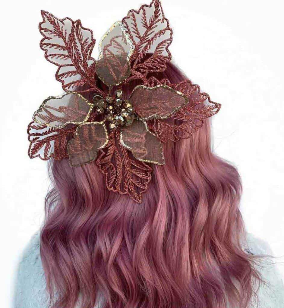 Pink Mascato hair