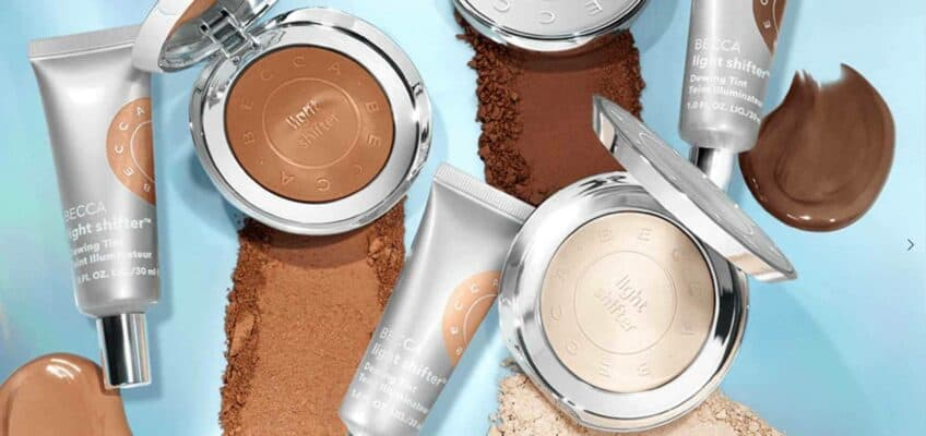 Becca Cosmetics New Light Shifter Dewing Tint and Finishing Veil