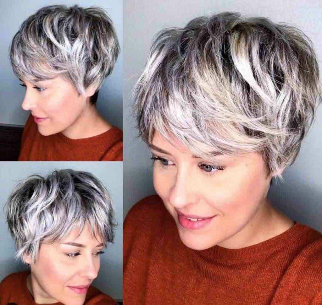 Choppy Everything Hair