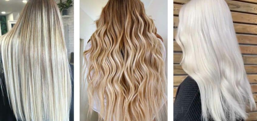 Cute Blonde Hair Color Ideas To Try Out This 2021