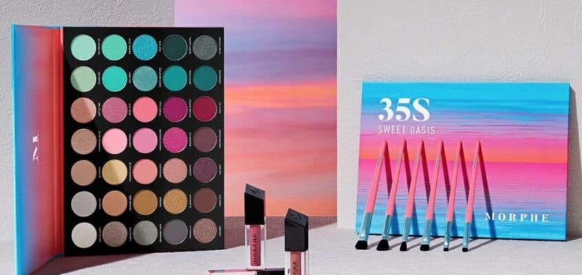 Discover The New Morphe Sweet Oasis Collection