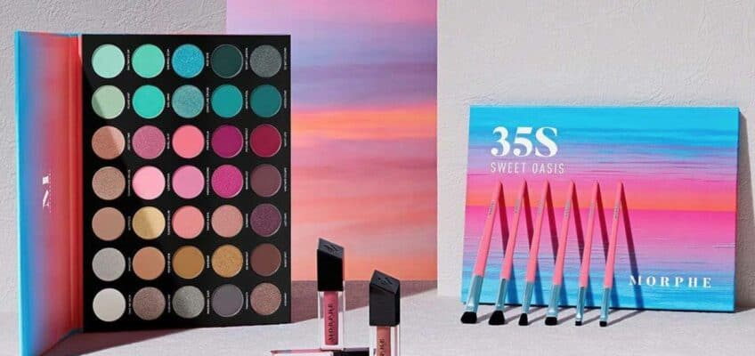 The New Morphe Sweet Oasis Collection
