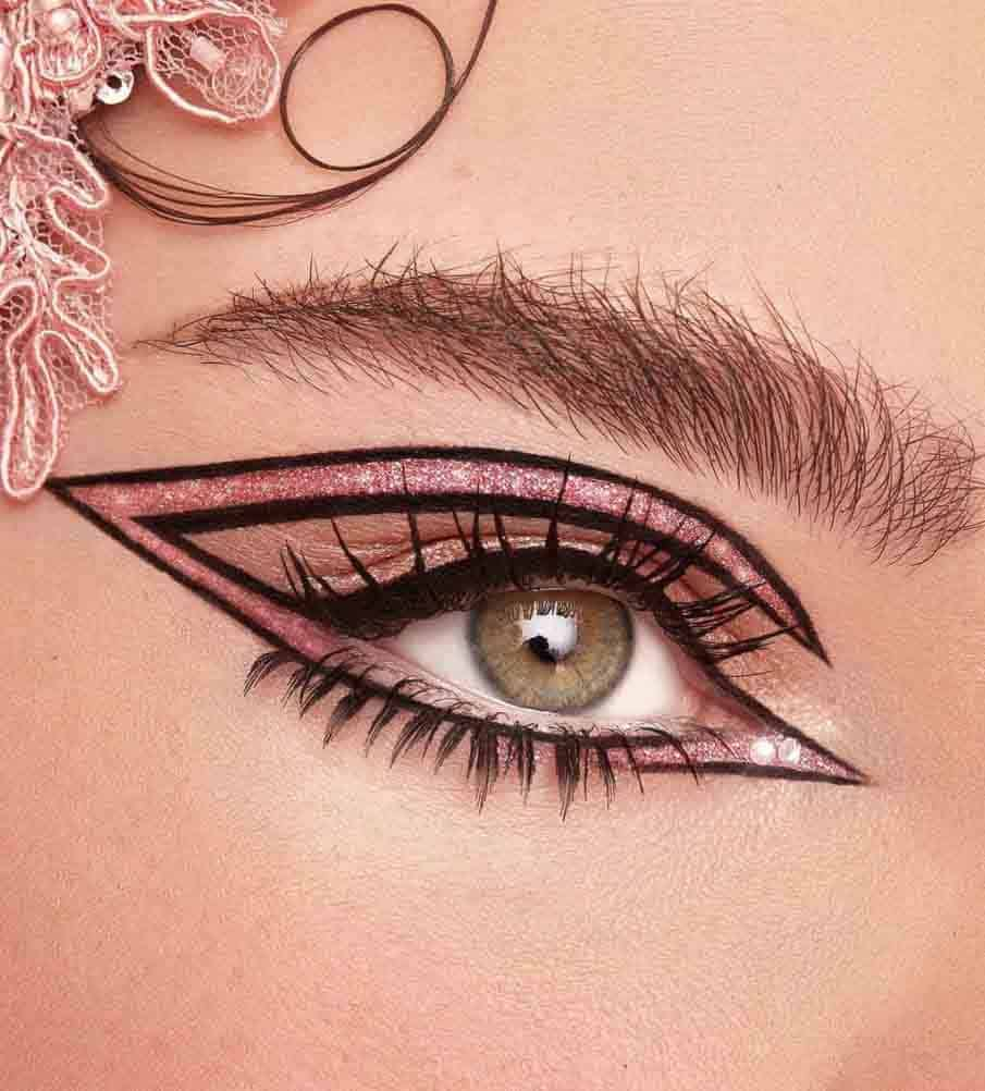 double winged eye