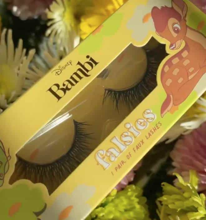 'Oh Deer' Faux Lashes