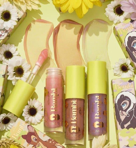 Disney Bambi Lux Lip Glosses